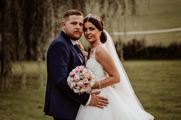 Hochzeitsfotos Vintage Höxter
