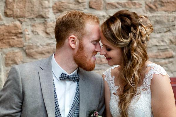 Hochzeitsfotografie in Woeltingerode