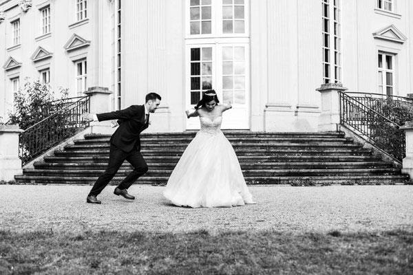 Kreative Hochzeitsfotografie in Braunschweig