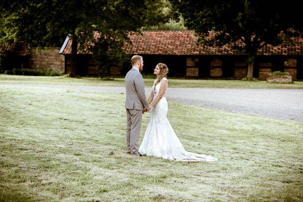 Authentische Hochzeitsfotografie in Wöltingerode