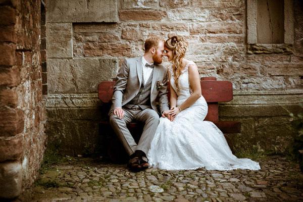 Hochzeitsfotos in Woeltingerode