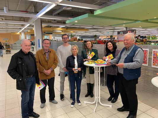 Heinrich Wissing / Dr. Werner Grill / Andreas Korzenski / Christine Messchermidt-Steinbock / Gast / Manuela Meier / Fridolin Kapp