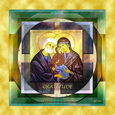 Gratitude Anne & Joachim