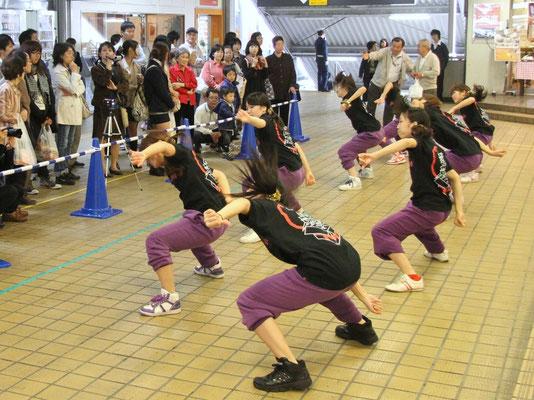ハロウィーン/東高校ダンス部