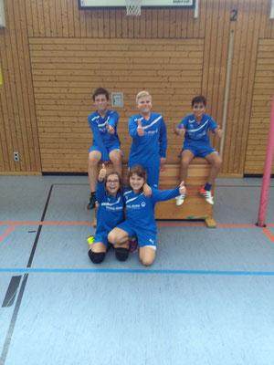 U12 - Turniersieg in Grafenau