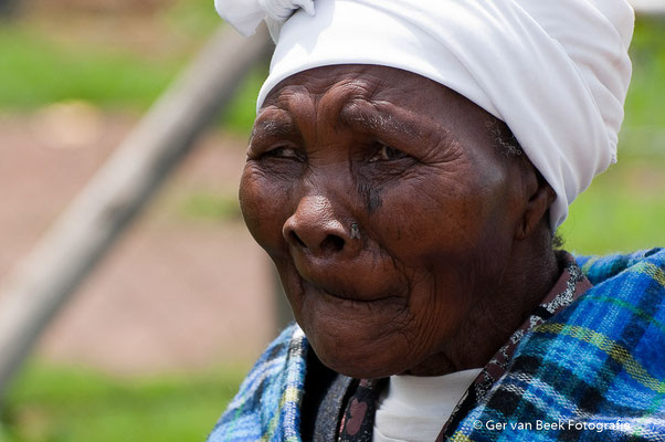 Zoeloe vrouw
