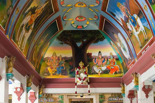 Sri Mariamman Hindu tempel
