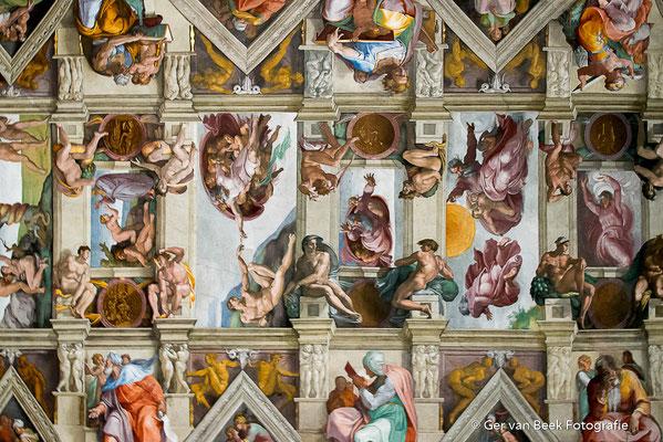 Plafond Sixtijnse kapel