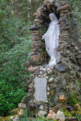 Mariabeeld, Kapel 't |Hoefke