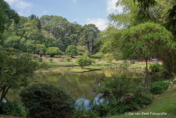 Botanische tuinen van Kandy