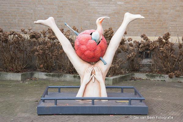 Sculptuur Jeroen Bosch