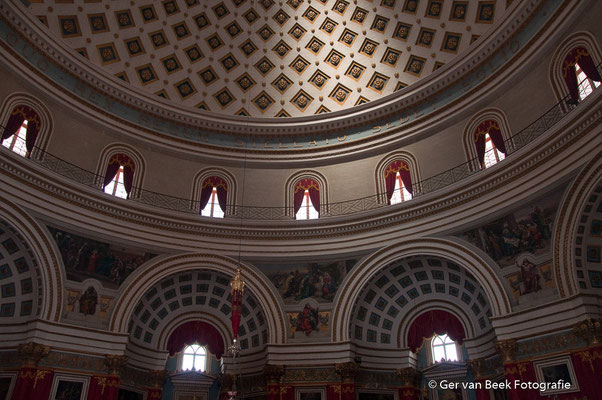 Rotunda of St. Marija Assunta, Mosta