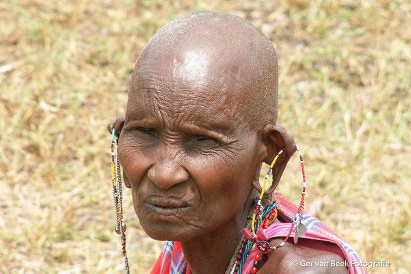 Masai vrouw