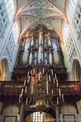 Grote orgel St. jan