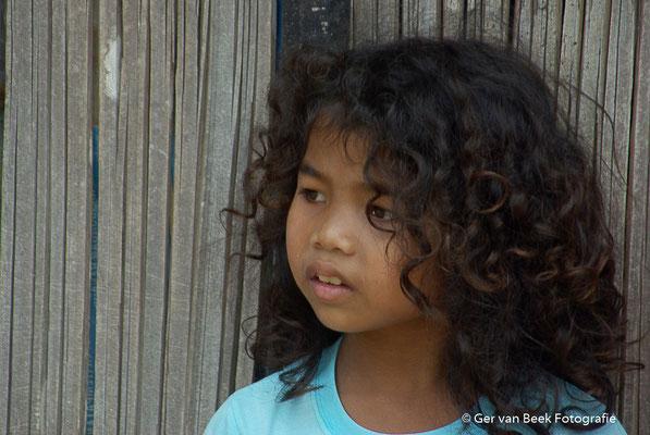 Orang Asli meisje