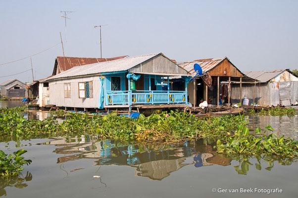 Drijvende dorpen