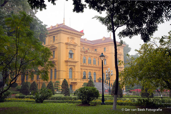 Presidentieel paleis, Hanoi