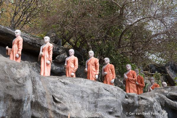 Dambulla grot tempels