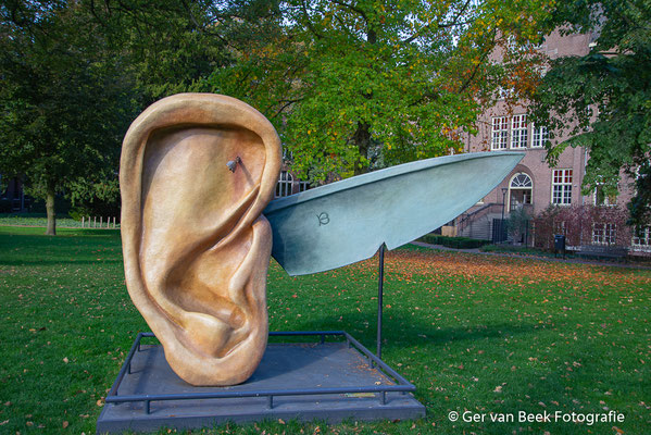 Jeroen Bosch: Oren met mes