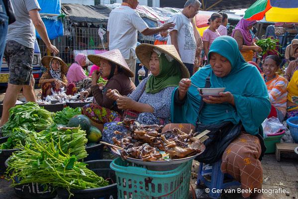 Markt, Lombok