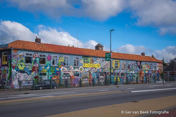 Graffiti Havendijk