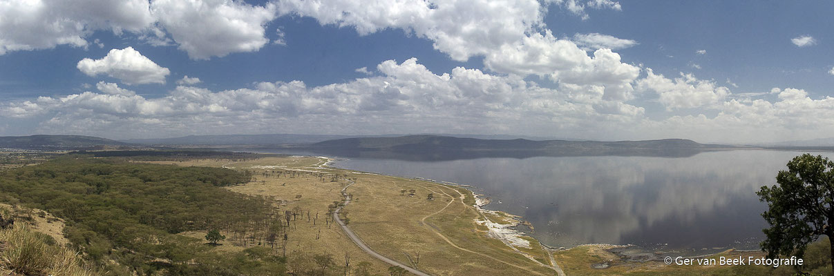 Panorama Lake Nakuru
