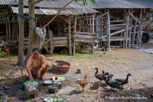 Afwassen ...... Sukarare village
