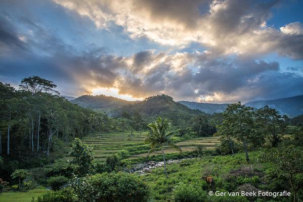 Uitzicht Kelimutu Moni Eco Lodge