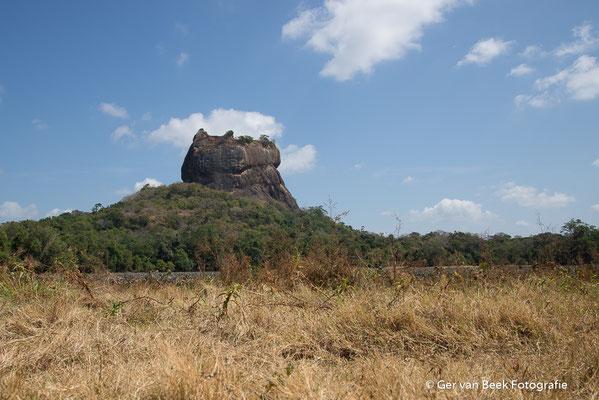 Leeuwenrots, Sigiriya