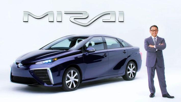 燃料電池車は水素ステーション不足と車両も高い