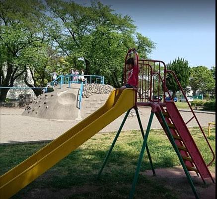 大利根公園 遊具施設