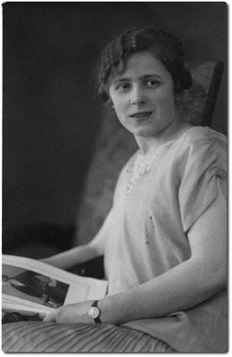 Gertrud Katterwe geb. Knie
