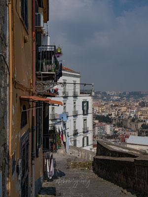 22.02.2019 - Italien - Napoli - Typischer Anblick