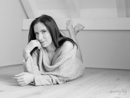15.01.2019 - Home Shooting mit Claudia - Neubau Wangen SZ