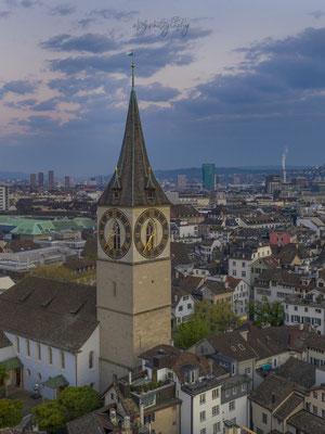 12.04.2020 Zürich - St. Peter