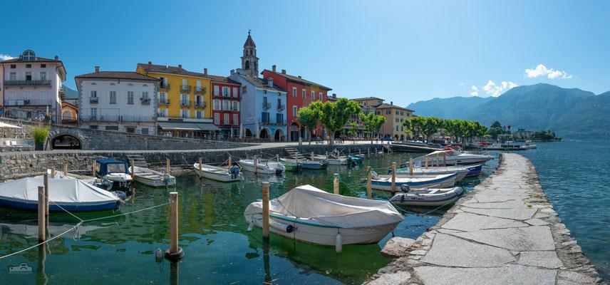 08.-10.06.2018 Fotoreise mit dem Fotoclub Zürisee - Tessin -Panorama Promenade Ascona