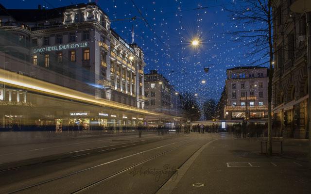 30.11.2019 - Zürich - Paradeplatz