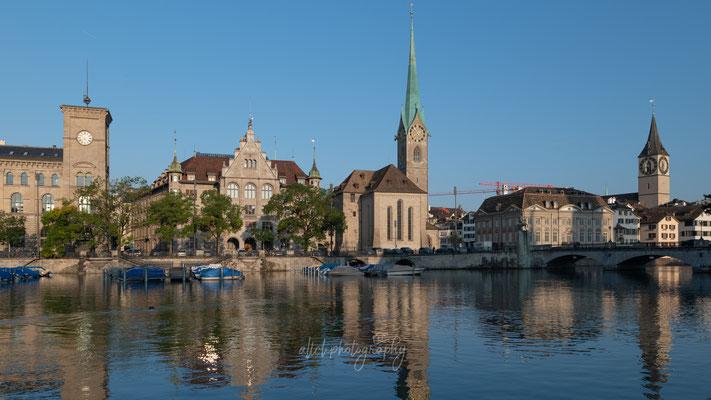 31.08.2019 - Zürich - Limmatquai