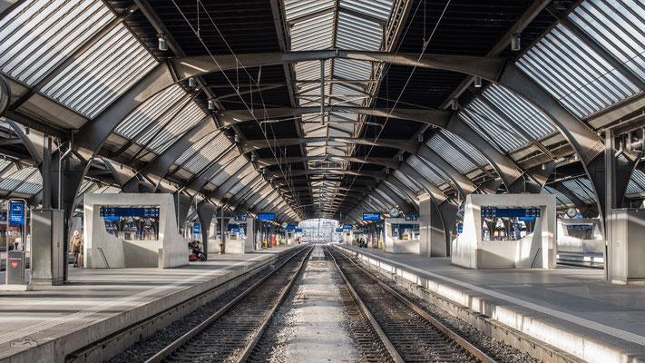 29.12.2017 - Zürich - Hauptbahnhof