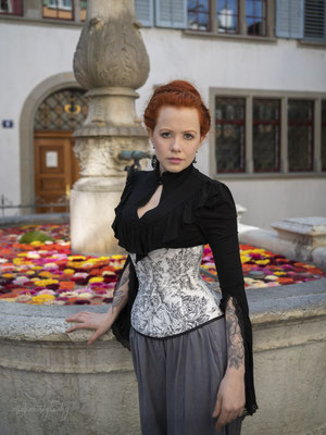 25.04.2021 - Shooting mit Cécile - Niederdorf - Streetstyle