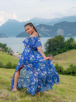 16.06.2018 - Shooting mit Lenila - Weggis und Umgebung