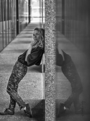20.07.2021 - Shooting mit Lucy in Oerlikon