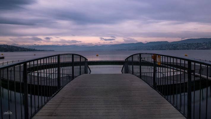 11.03.2018 - Schweiz - Zürichsee - Tiefenbrunnen