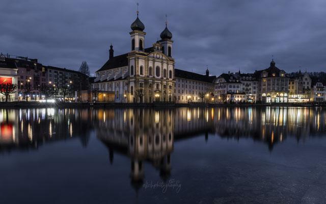 11.01.2020 - Luzern - Jesuitenkirche