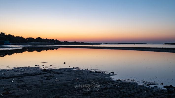 18.07.2019 - Zypern - Sonnenaufgang am Strand