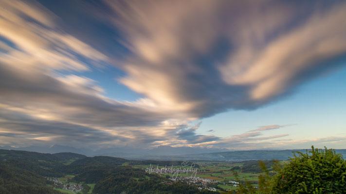 28.09.2019 - Zürich - Sonnenaufgang auf dem Üetliberg