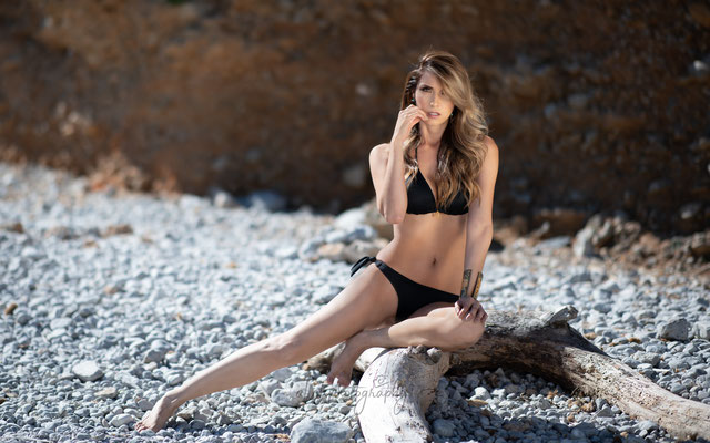 02.06.2019 - Shooting mit Karo Alzate - Outdoor Shooting Mallorca - Cala S'illot