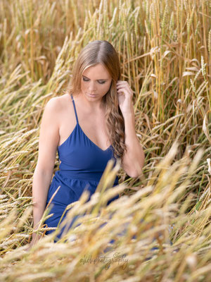 13.07.2019 - Shooting mit Claudia - Outdoor Shooting auf den Wiesen rundum Winterthur