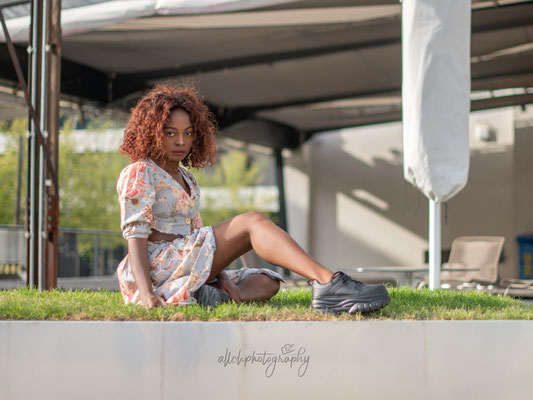 07.09.2019 - Shooting mit Helena - Outdoor Shooting in Basel