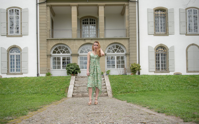 15.04.2018 - Shooting mit Robyn - Schlosspark Jegenstorf